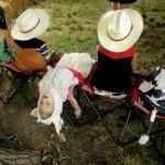 Sunburns and Summer Fairgrounds