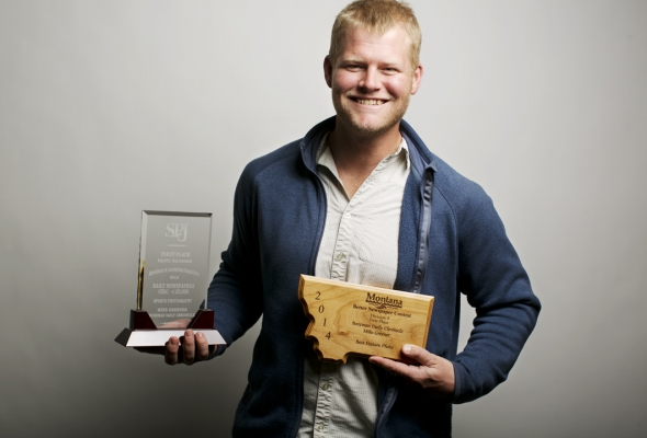 Mike Greener Photography recognized by the Society of Professional Journalists and the Montana Newspaper Association