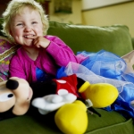 Cancer survivor Allistaire Anderson, 4, traveled to Disney World with her family after her wish was granted by the Montana Make-A-Wish Foundation this year. Anderson was diagnosed with acute myeloid leukemia when she was 21-months-old but after years of treatment, her cancer has now gone into remission.