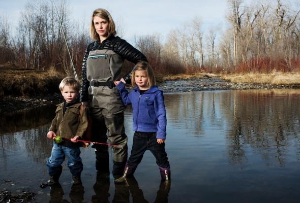 Renewal of the Land and Water Conservation Fund - Photographing the Montana Ad Campaign