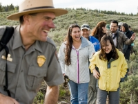 Photographing the 2016 National Green Latinos Summit in Grand Teton National Park