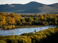 Fly fishing Mongolia – On the River with Mongolia River Outfitters - Part One